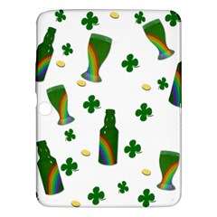 St. Patricks day  Samsung Galaxy Tab 3 (10.1 ) P5200 Hardshell Case