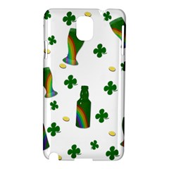 St. Patricks day  Samsung Galaxy Note 3 N9005 Hardshell Case