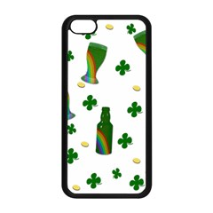 St. Patricks day  Apple iPhone 5C Seamless Case (Black)