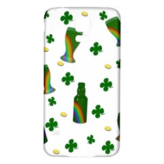 St. Patricks day  Samsung Galaxy S5 Back Case (White)