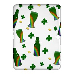 St. Patricks day  Samsung Galaxy Tab 4 (10.1 ) Hardshell Case