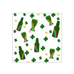 St. Patricks day  Satin Bandana Scarf