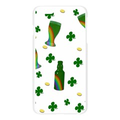 St. Patricks day  Apple Seamless iPhone 6 Plus/6S Plus Case (Transparent)
