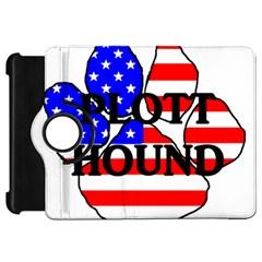 Plott Name Usa Flag Paw Kindle Fire HD 7
