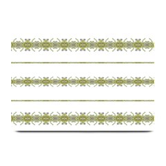 Ethnic Floral Stripes Plate Mats