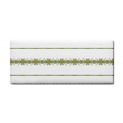 Ethnic Floral Stripes Cosmetic Storage Cases