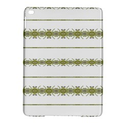 Ethnic Floral Stripes iPad Air 2 Hardshell Cases