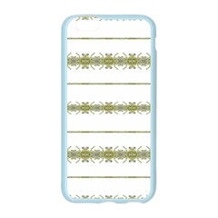 Ethnic Floral Stripes Apple Seamless iPhone 6/6S Case (Color)