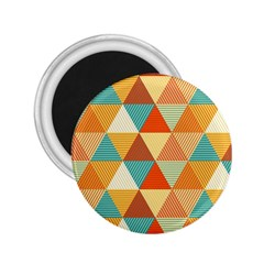 Triangles Pattern  2.25  Magnets