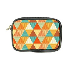 Triangles Pattern  Coin Purse