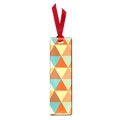 Triangles Pattern  Small Book Marks