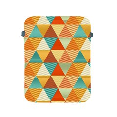 Triangles Pattern  Apple iPad 2/3/4 Protective Soft Cases