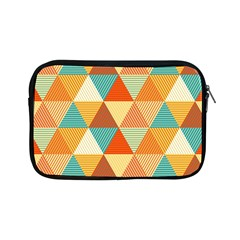 Triangles Pattern  Apple iPad Mini Zipper Cases
