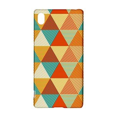 Triangles Pattern  Sony Xperia Z3+