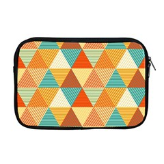 Triangles Pattern  Apple Macbook Pro 17  Zipper Case