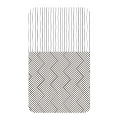 Lines and stripes patterns Memory Card Reader