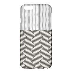 Lines and stripes patterns Apple iPhone 6 Plus/6S Plus Hardshell Case
