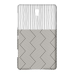 Lines and stripes patterns Samsung Galaxy Tab S (8.4 ) Hardshell Case