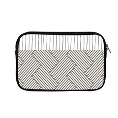 Lines And Stripes Patterns Apple Macbook Pro 13  Zipper Case