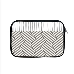 Lines And Stripes Patterns Apple Macbook Pro 15  Zipper Case