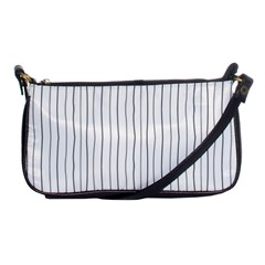 Hand drawn lines pattern Shoulder Clutch Bags