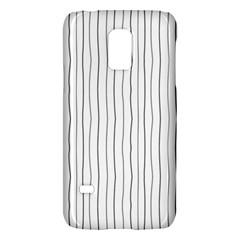 Hand drawn lines pattern Galaxy S5 Mini