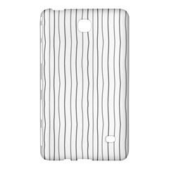 Hand drawn lines pattern Samsung Galaxy Tab 4 (8 ) Hardshell Case