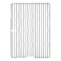 Hand drawn lines pattern Samsung Galaxy Tab S (10.5 ) Hardshell Case
