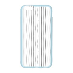 Hand drawn lines pattern Apple Seamless iPhone 6/6S Case (Color)