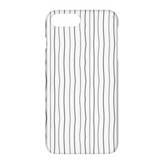 Hand Drawn Lines Pattern Apple Iphone 7 Plus Hardshell Case