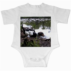 Treeing Walker Coonhound In Water Infant Creepers