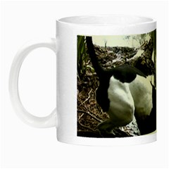 Treeing Walker Coonhound In Water Night Luminous Mugs