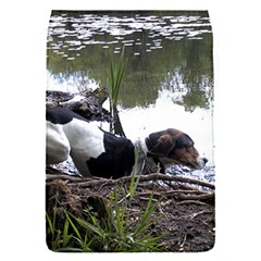 Treeing Walker Coonhound In Water Flap Covers (S)
