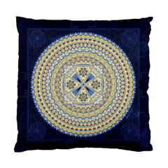 Sacred Geometry Mandala: Introspection