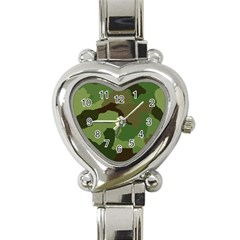 A Completely Seamless Tile Able Background Design Pattern Heart Italian Charm Watch