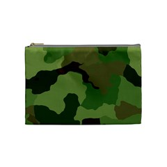 A Completely Seamless Tile Able Background Design Pattern Cosmetic Bag (medium)
