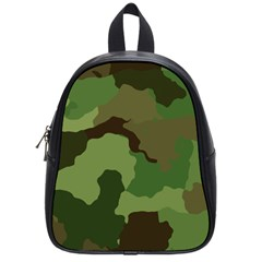 A Completely Seamless Tile Able Background Design Pattern School Bags (Small)