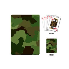 A Completely Seamless Tile Able Background Design Pattern Playing Cards (mini)