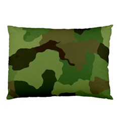 A Completely Seamless Tile Able Background Design Pattern Pillow Case (two Sides)
