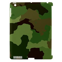A Completely Seamless Tile Able Background Design Pattern Apple Ipad 3/4 Hardshell Case (compatible With Smart Cover)