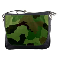 A Completely Seamless Tile Able Background Design Pattern Messenger Bags