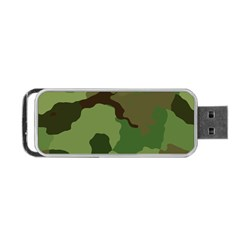 A Completely Seamless Tile Able Background Design Pattern Portable Usb Flash (two Sides)