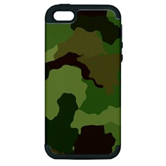 A Completely Seamless Tile Able Background Design Pattern Apple Iphone 5 Hardshell Case (pc+silicone)
