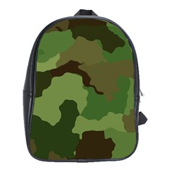 A Completely Seamless Tile Able Background Design Pattern School Bags (xl)