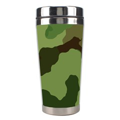 A Completely Seamless Tile Able Background Design Pattern Stainless Steel Travel Tumblers