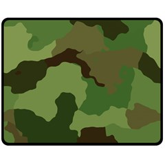 A Completely Seamless Tile Able Background Design Pattern Double Sided Fleece Blanket (Medium)