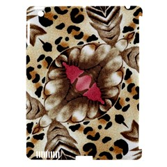 Animal Tissue And Flowers Apple Ipad 3/4 Hardshell Case (compatible With Smart Cover)