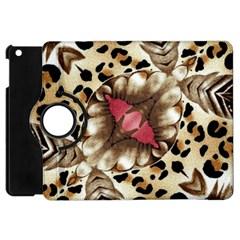 Animal Tissue And Flowers Apple Ipad Mini Flip 360 Case