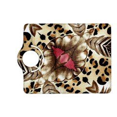 Animal Tissue And Flowers Kindle Fire HD (2013) Flip 360 Case