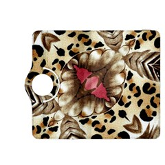 Animal Tissue And Flowers Kindle Fire HDX 8.9  Flip 360 Case